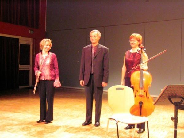 Rhone-Roumanie: concert