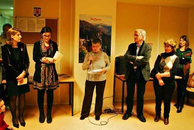 Rhone-Roumanie: Fete de Martisor