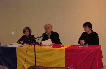 Christine Ferré, Jean-Pierre Longre et Nicolas Cavaillès