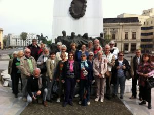 Christine Ferre organise pour la ville de Sainte Foy les Lyon un voyage découverte de la Roumanie